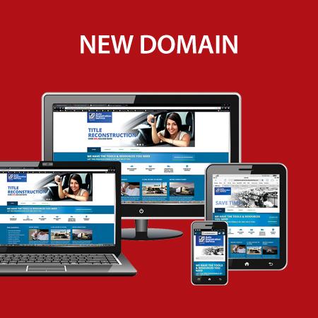 New Web Domain