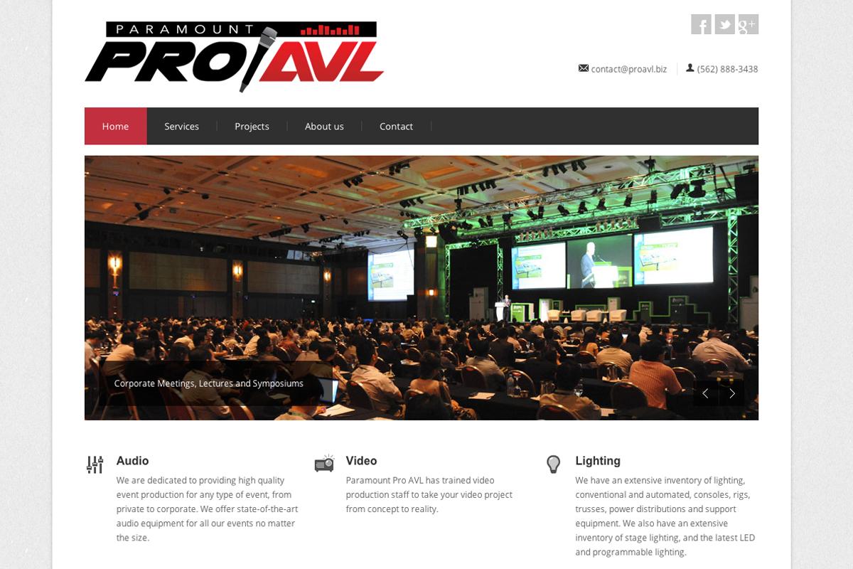PPC-Portfolio-ProAVL