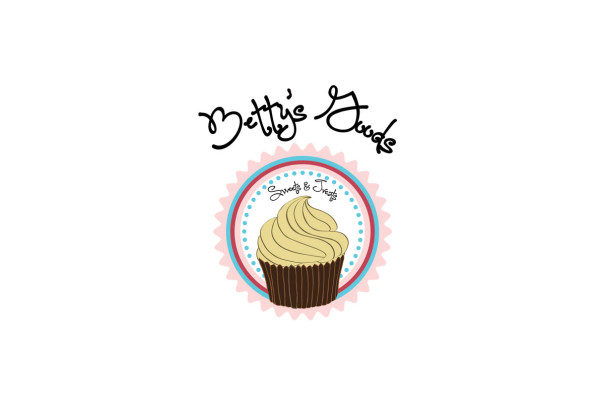Betty's Goods Culinary Logo Design, Culinary Logo