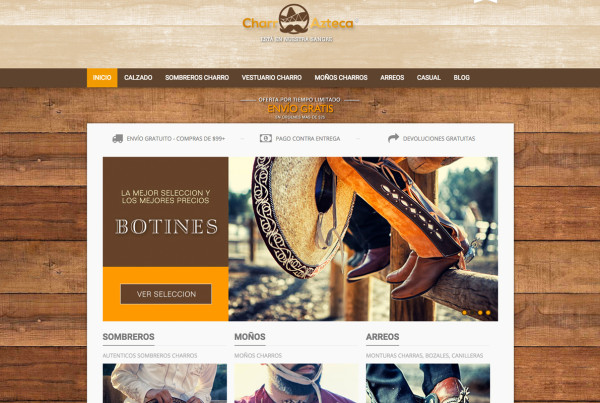 Website Design, Web Design, Charreria, Charros