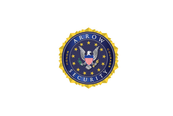 Arrow-Security-Logo-Design-Eagle-Rock