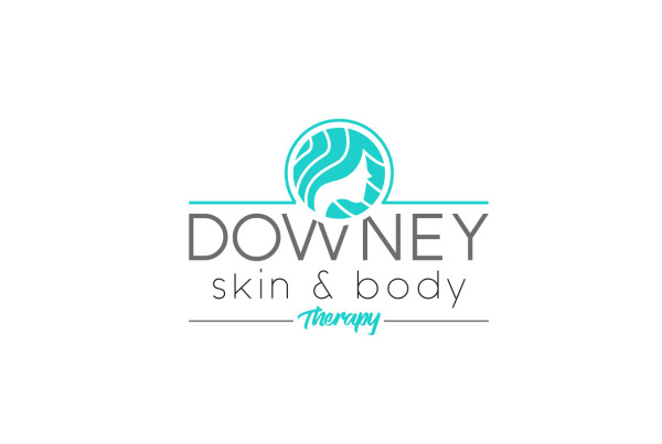 Downey-Skin-Body-Logo-Design