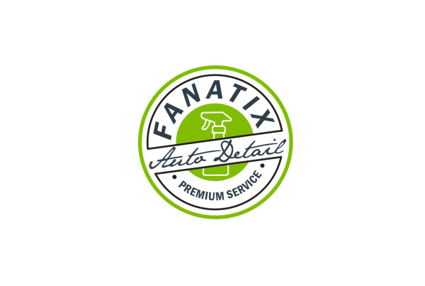 Fanatix-Auto-Detail-Badge-Logo-Design-Cerritos