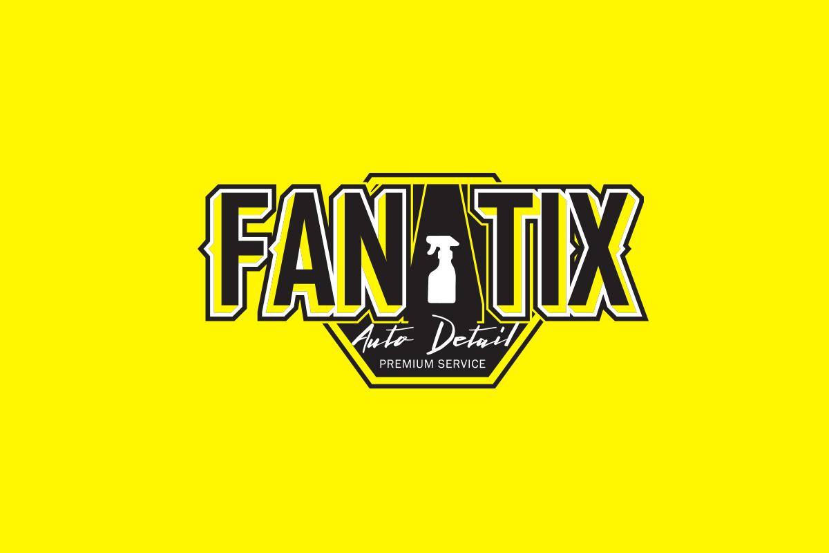 Fanatix-Auto-Detail-Logo-Design-Lakewood