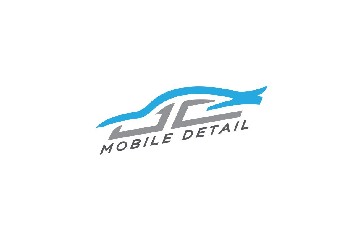 Auto Detail Logo Design Paramount Publishing Company