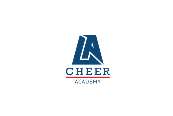 LA-Cheer-Academy-Logo-Design-Los Angeles