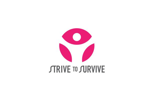 Strive-to-Survive-Logo-Design-Los-Angeles